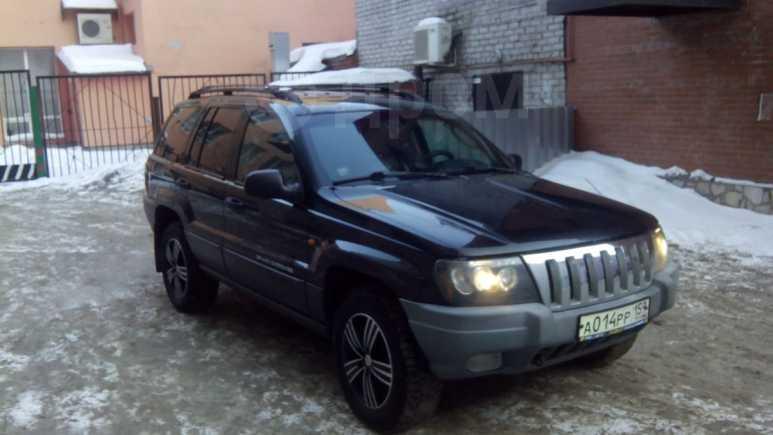Jeep Grand Cherokee, 2002 год, 430 000 руб.