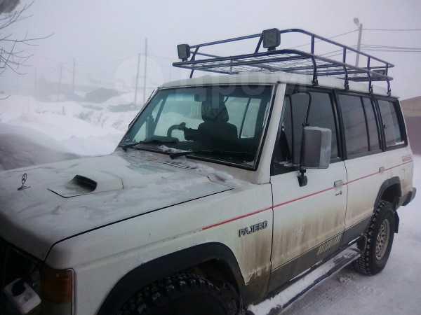 Mitsubishi Pajero, 1988 год, 300 000 руб.
