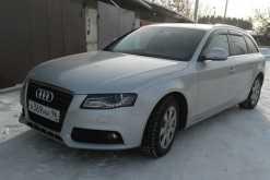 Снежинск Audi A4 2008