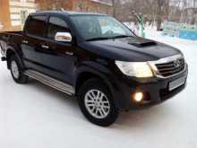 Усолье-Сибирское Hilux Pick Up 2012