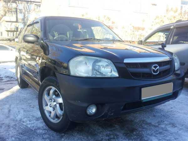 Mazda Tribute, 2001 год, 339 000 руб.
