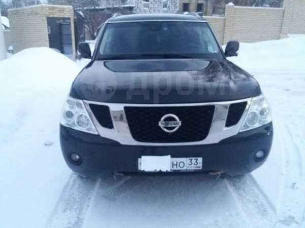 Nissan Patrol, 2011 год, 1 550 000 руб.