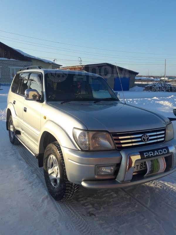 Toyota Land Cruiser Prado, 2000 год, 770 000 руб.