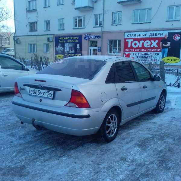 Ford Focus, 2002 год, 220 000 руб.