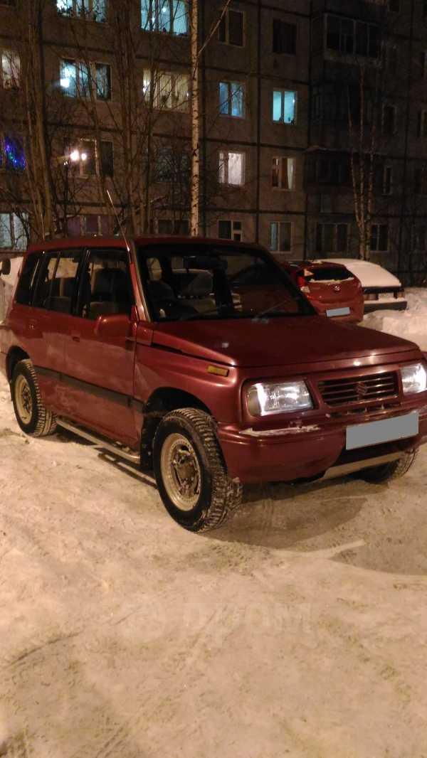Suzuki Escudo, 1993 год, 127 000 руб.