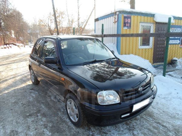 Nissan March, 2001 год, 148 000 руб.