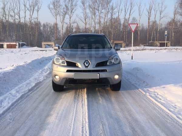 Renault Koleos, 2008 год, 545 000 руб.