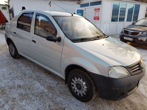 Renault Logan, 2006 год, 187 000 руб.