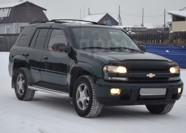 Chevrolet TrailBlazer, 2005 год, 650 000 руб.