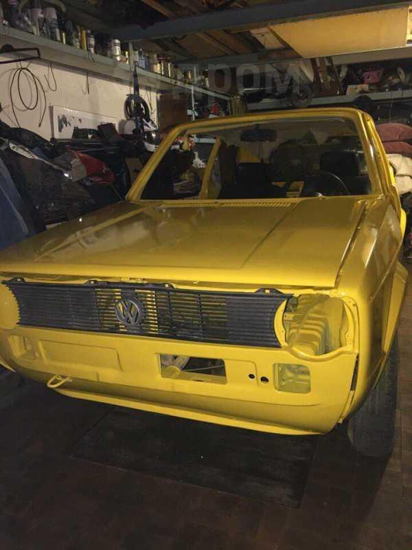 Volkswagen Golf, 1978 год, 40 000 руб.