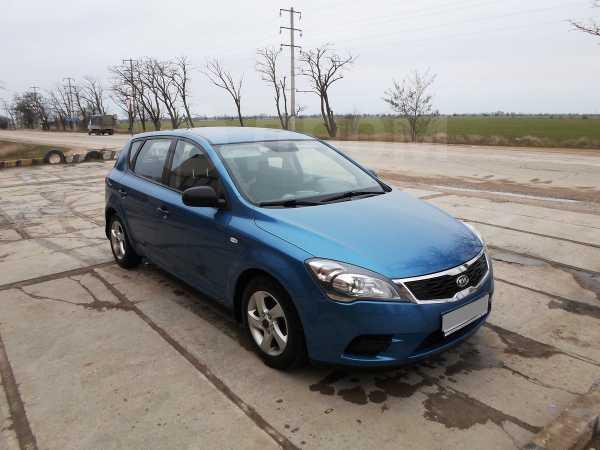Kia Ceed, 2011 год, 400 000 руб.