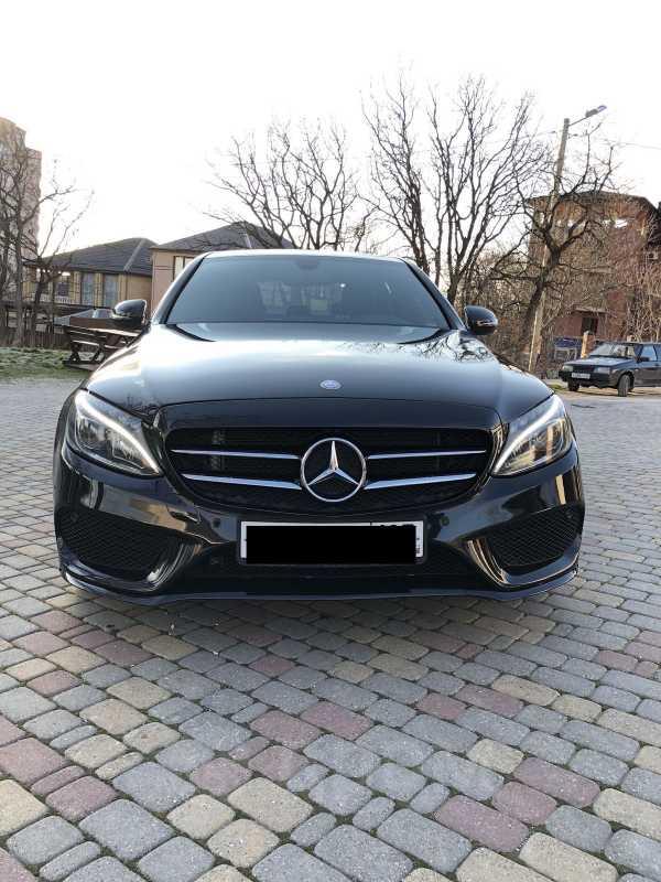 Mercedes-Benz C-Class, 2016 год, 1 680 000 руб.