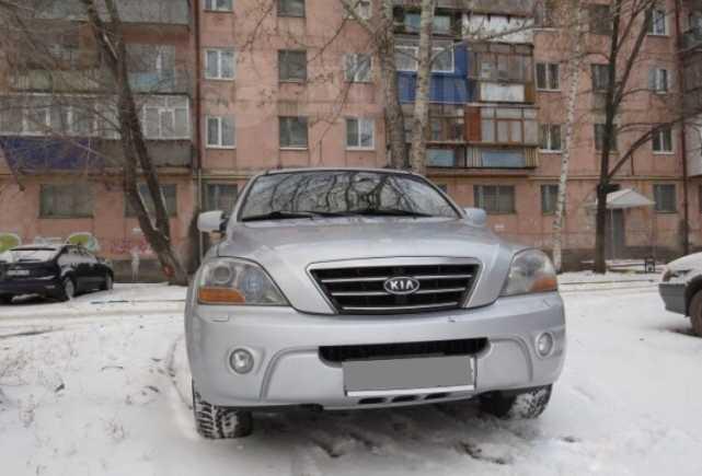 Kia Sorento, 2007 год, 565 000 руб.