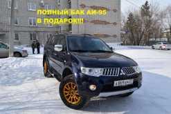 Mitsubishi Pajero Sport, 2011 г., Хабаровск