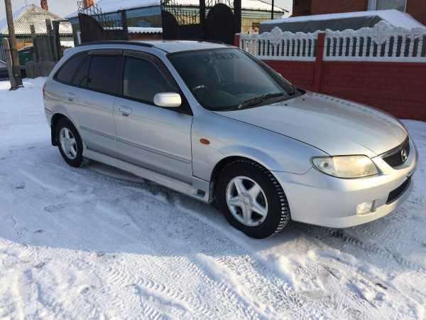 Mazda Familia, 2000 год, 195 000 руб.