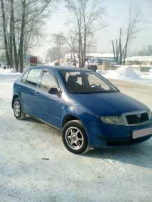 Иркутск Fabia 2002