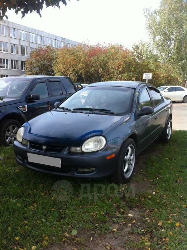 Dodge Neon, 2001 год, 155 000 руб.