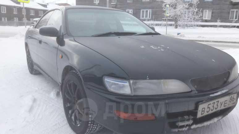 Toyota Carina ED, 1993 год, 85 000 руб.