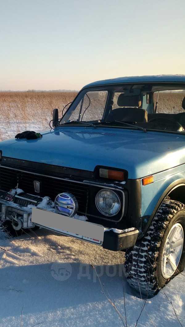 Лада 4x4 2121 Нива, 1983 год, 249 000 руб.