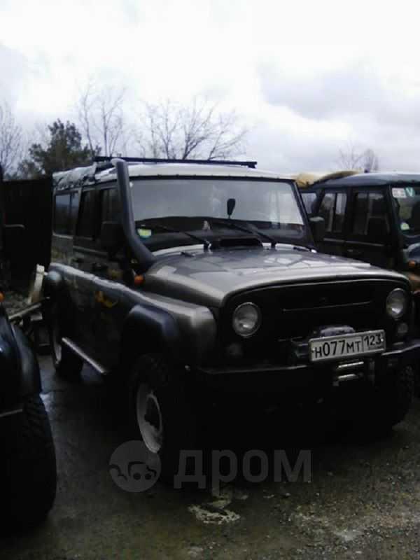УАЗ 3159, 2006 год, 470 000 руб.