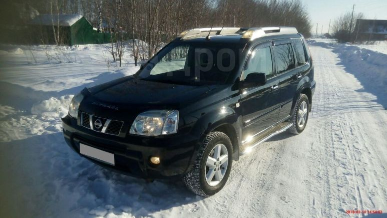 Nissan X-Trail, 2004 год, 550 000 руб.