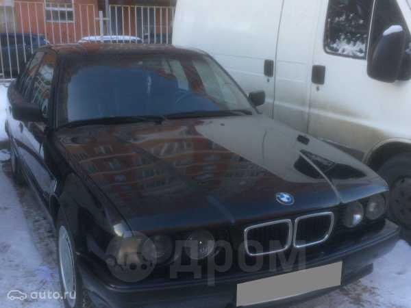 BMW 5-Series, 1992 год, 350 000 руб.