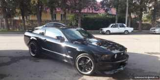 Сочи Mustang 2005