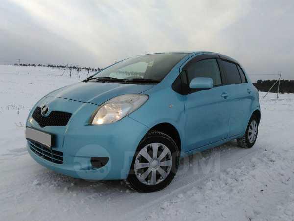 Toyota Vitz, 2006 год, 345 000 руб.