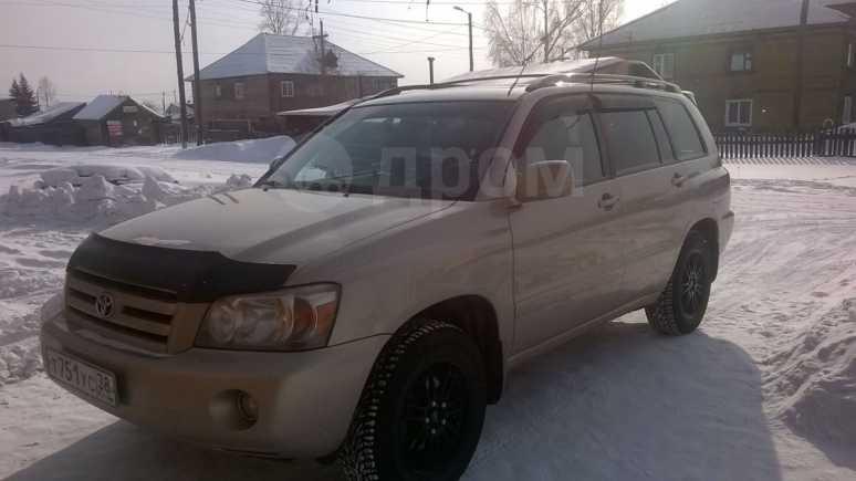 Toyota Highlander, 2007 год, 880 000 руб.