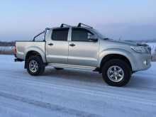 Владивосток Hilux Pick Up 2014