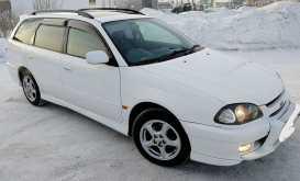 Красноярск Caldina 1999