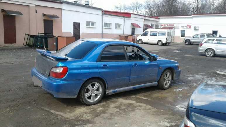Subaru Impreza WRX, 2000 год, 350 000 руб.