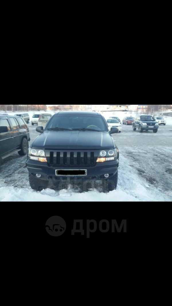 Jeep Grand Cherokee, 2001 год, 560 000 руб.