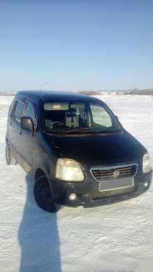 Усолье-Сибирское Wagon R Plus 1999