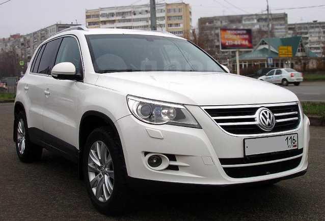 Volkswagen Tiguan, 2008 год, 669 000 руб.