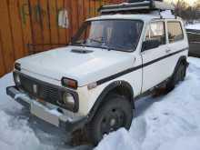 Хабаровск 4x4 2121 Нива 1976