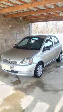 Краснодар Yaris 2001