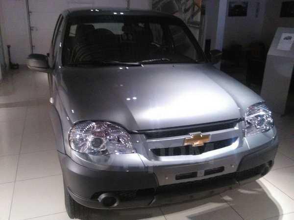 Chevrolet Niva, 2018 год, 558 900 руб.
