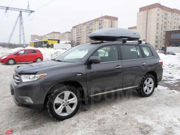 Toyota Highlander, 2011 год, 1 490 000 руб.