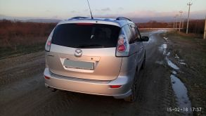 Новороссийск Mazda5 2007