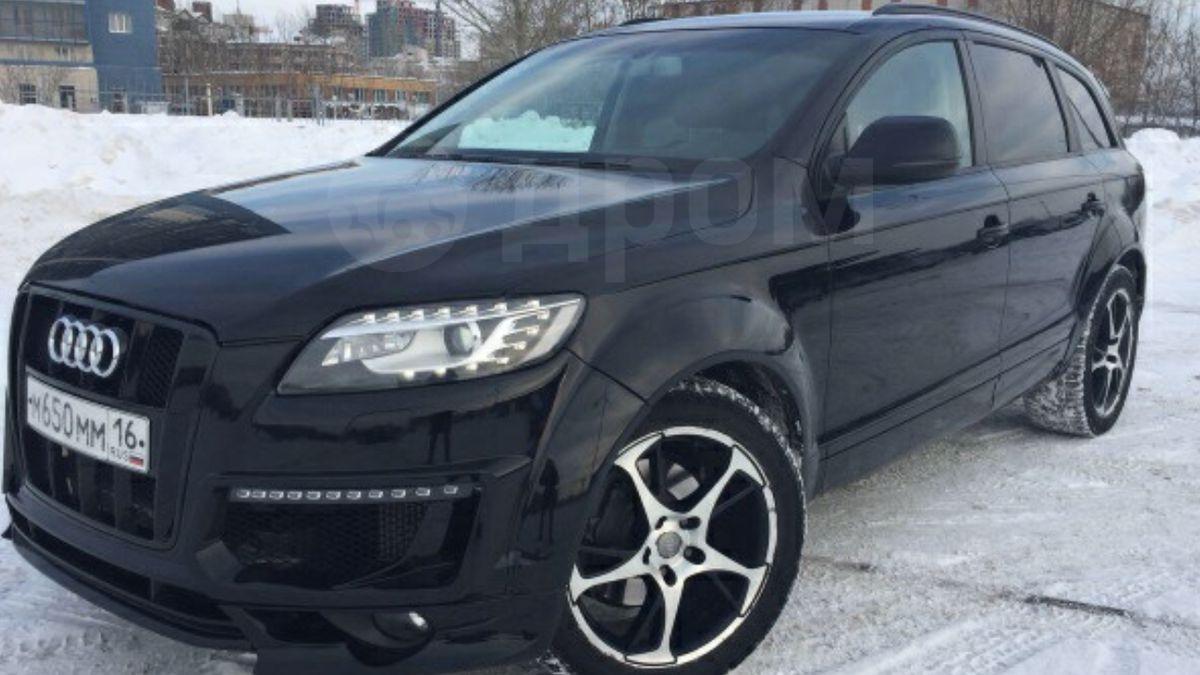 Продажа Ауди Ку года в Казани пробег тыскм - Audi q 745 car