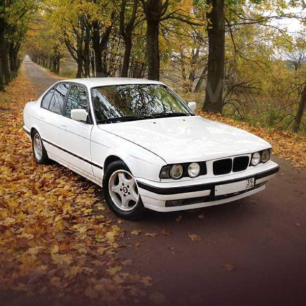 BMW 5-Series, 1991 год, 139 000 руб.