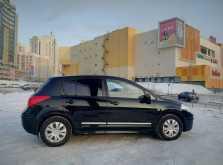 Новосибирск Nissan Tiida 2011