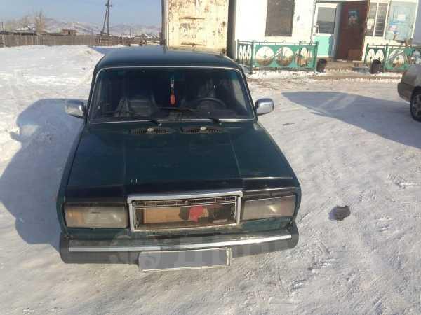 Лада 2107, 2007 год, 95 000 руб.