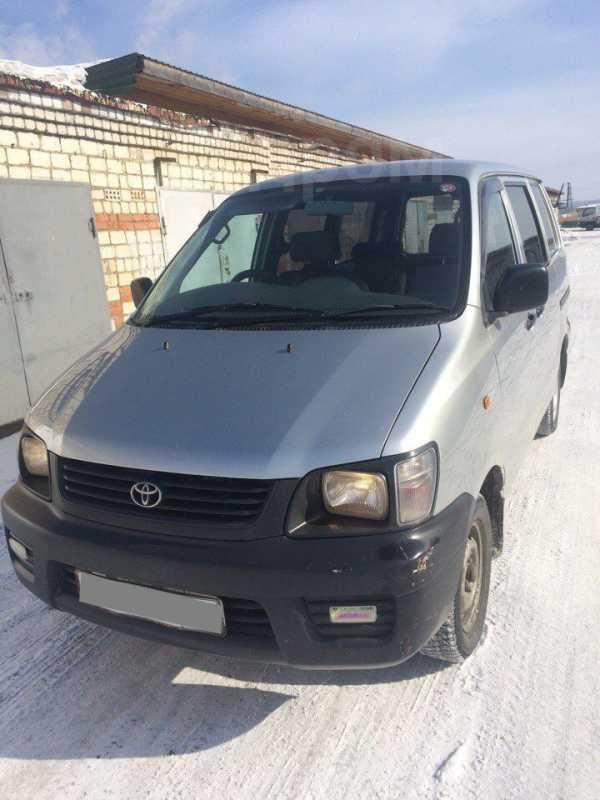 Toyota Noah, 2001 год, 350 000 руб.