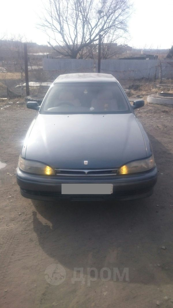 Toyota Camry Prominent, 1990 год, 70 000 руб.