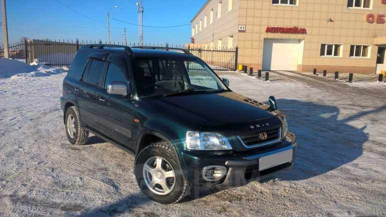 Honda CR-V, 1996 год, 310 000 руб.