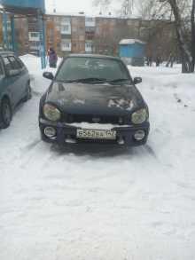 Кемерово Impreza 2001