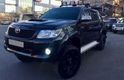 Владивосток Hilux Pick Up 2012