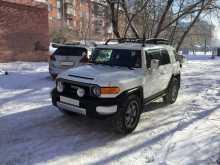Омск FJ Cruiser 2012